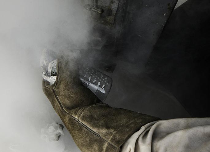 Cryogenics helps pilots breathe easy across AOR