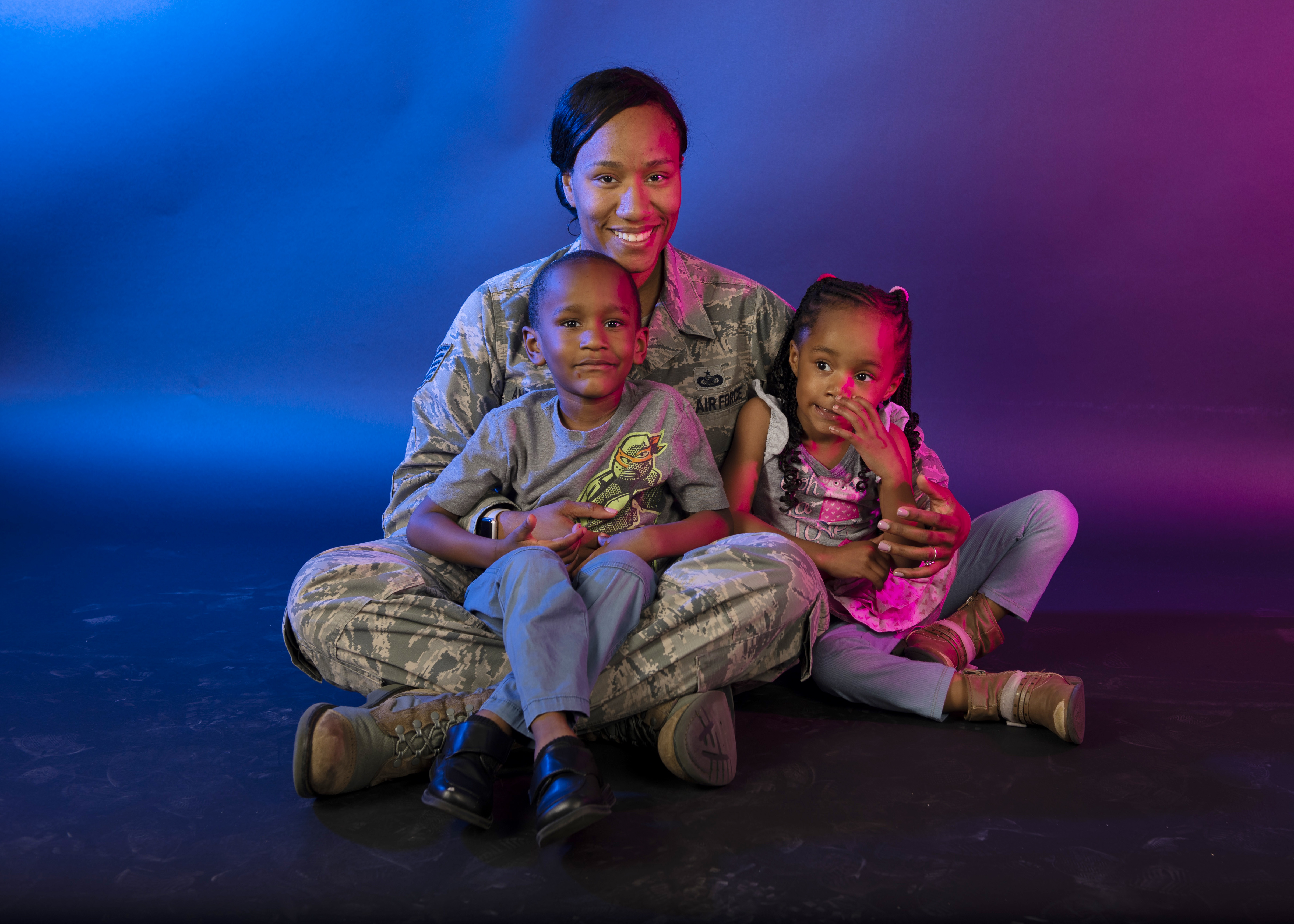 Month of the Military Child, recognizing your service and sacrifice