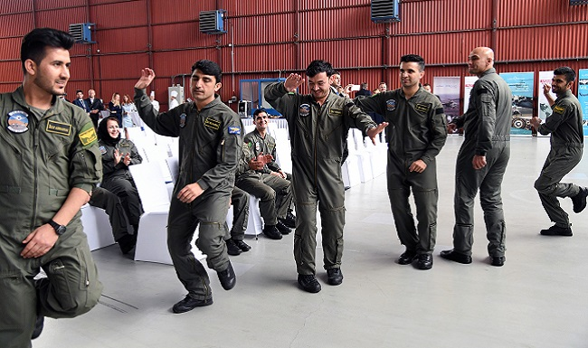 Afghanistan's newest pilots