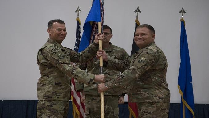 Marauders welcome new commander