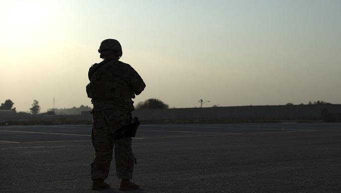 Deployed security forces Airmen ensure safety of DOD assets at Bagram