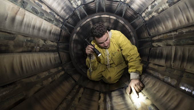Phase dock keeps F-16s in top shape for Operation Inherent Resolve