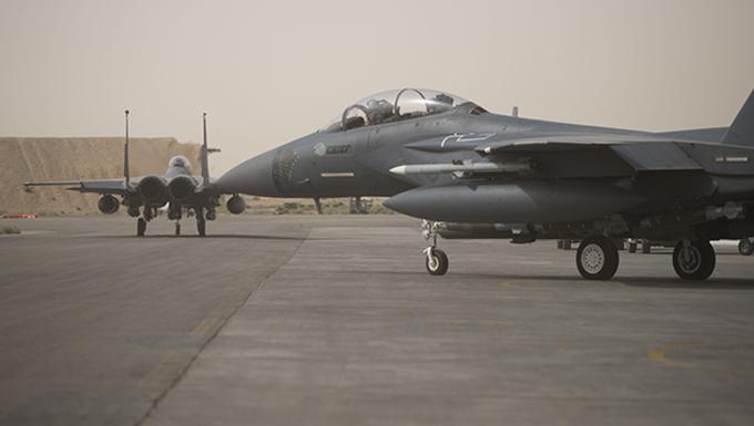 332nd AEW vice commander takes last flight