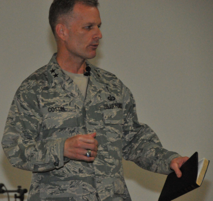 Air Force Chief of Chaplains: