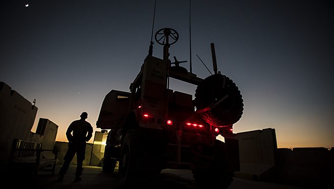 451st ESS maintains airfield security
