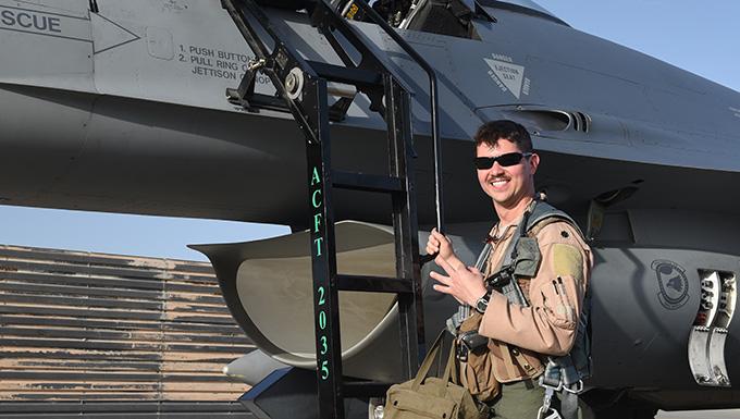 Pilot hits milestone