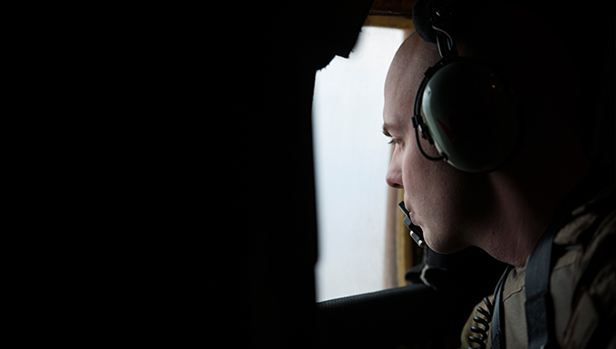 774th EAS loadmasters fix problems 'on the fly'