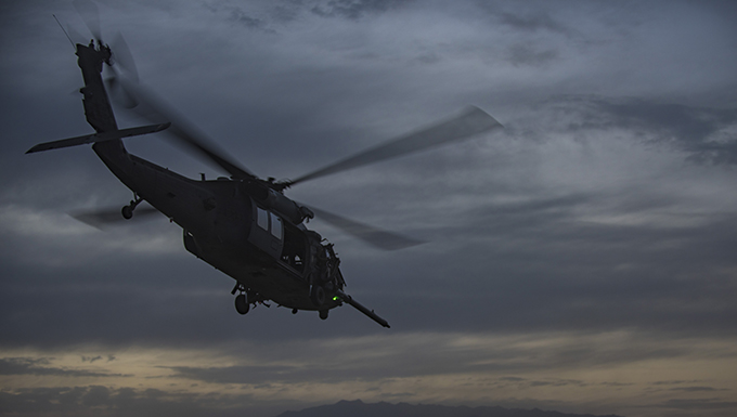 Rescue Airmen hone extraction skills