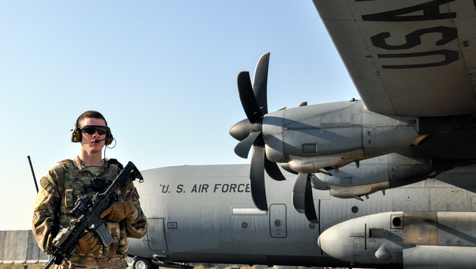 Deployed Defenders: FAST keeps airlift lifeline alive