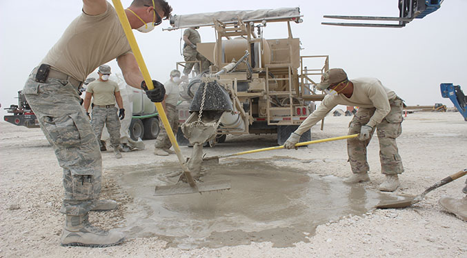 379th Civil Engineer Squadron's latest arsenal to rapidly repair airfield