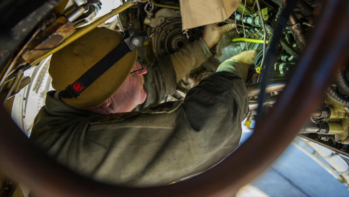 Viper maintainers ensure combat-ready aircraft