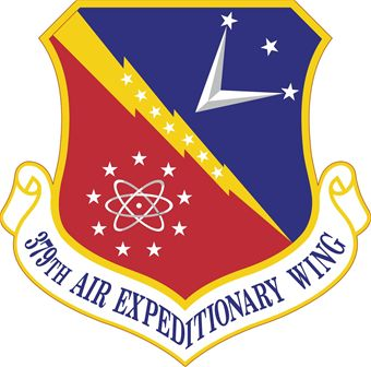 379th AEW Shield