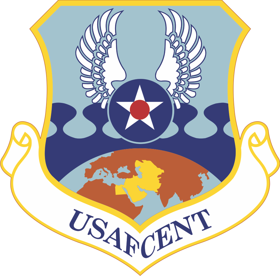 USAFCENT shield